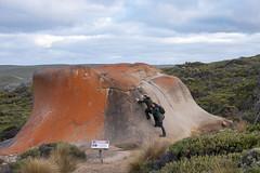 Remarkable Rocks - Kangaroo Island - Australia (wietsej) Tags: remarkable rocks kangaroo island australia rx10 iv rx10m4 sony landscape people