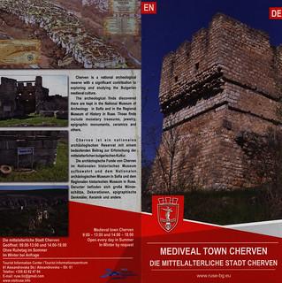 Ruse - Mediveal Town Cherven / Die Mittelalterliche Stadt Cherven; 2015, North-East Bulgaria
