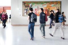 Enseignement à l'Ecole polytechnique (Ecole polytechnique / Paris / France) Tags: ecole polytechnique photo jeremy barande