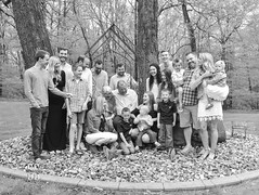 MAY_8444 (scaifesara) Tags: large group family portraits outdoor mothers day generations michigan spring