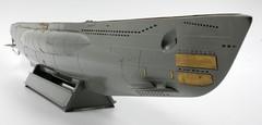 UBoat-009 (Rod The Fixer) Tags: uboot type vii c41 atlantic version modellismo scalemodel sottomarino submarine