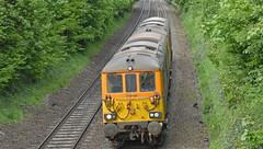Derbyshire ED's (Trev 'Big T' Hurley) Tags: 73962 73965 73 gbrf lightengine milford chevin midland