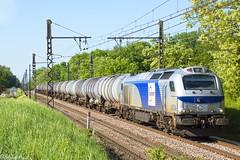 EURO 4004 - Train 60426 Salaise>Troyes (Alan Jfr) Tags: euro 4004 train 60426 salaise troyes europorte citerne plm gevreychambertin