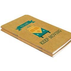 To Live is to Keep Moving Kraft Scratch Pad (PrintstopIndia) Tags: printing digitalprinting onlineprinting offsetprinting branding promotion marketing kraftscratchpad