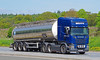 SCANIA R580 - GRAEME A. WAUGH Cumbria (scotrailm 63A) Tags: lorries trucks tankers