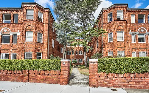 12/4 Iluka St, Rose Bay NSW 2029