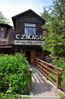 Czikago (Chicago) - grill, bar, pizza, dreams about visas.