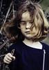 Iris (Martina Britelli) Tags: portrait girl redhead daughter nature ritratto child bambina natura ulivo wind vento