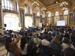 Acto de entrega de premios de la XXVII edición del Concurso ESME a la mejor idea empresarial (deusto) Tags: campussansebastián deustobusinessschool esmejunior esme premios