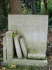 Highgate 19: Jeremy Beadle (W i l l a r d) Tags: highgate cemetery cimiterio cemitério friedhof london jeremybeadle