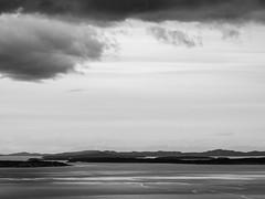 Ominous Clouds Over the Gulf Islands From Mt. Douglas (Paul T. Marsh/PositivePaul) Tags: 2018 paultmarsh leicad3 leicadigilux3 islands april2018 britishcolumbia blackwhite wwwpaulmphotographycom victoriabc monochrome vancouverisland canadianislands lightroomcc clouds paulmarshphotography canada pacificnorthwest telephoto olympus40150mmlens springvacation