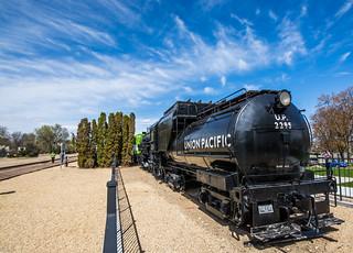 Train@BoiseDepot