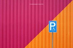 SCHWER-IN-ORDNUNG-PARKPLATZ (rolleckphotographie) Tags: architecture architektur abstract fassade facade minimal minimalism simplicity urban rolleckphotographie sony zeiss duisburg