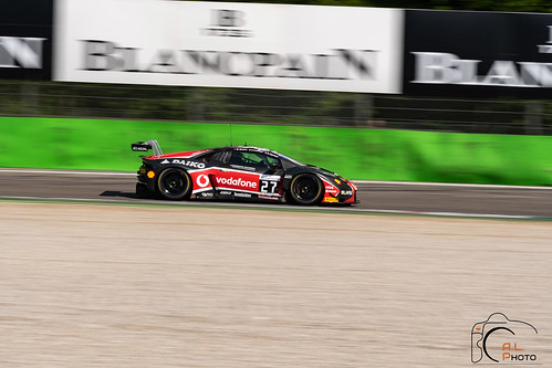 """#27 Daiko Lazarus Racing - Lamborghini Huracan GT3 • <a style=""""font-size:0.8em;"""" href=""""http://www.flickr.com/photos/144994865@N06/41756015482/"""" target=""""_blank"""">View on Flickr</a>"""