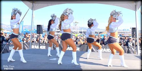 2017 Oakland Raiderettes - Raiderville