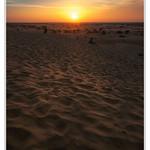 Sunset from Sam Sand Dunes thumbnail
