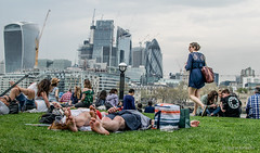 Throwback Sunday (haris.krikelis) Tags: people london londonlife londonstreets southbank cityscape streetphotography