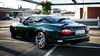 Jaguar XKR 99' upgrade 2018 (№8) Tags: jaguar xkr xk xk8 x100 x150 sport car tuning racing green british coventry england classic jaguarxkr jaguarxk jaguarx100 czech gray lowered custom mesh grill supercharged supercharger compressor v8 charcoal brg vehicle outdoor
