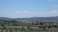 Fields and hill near El Arenal, Mexico (Paul McClure DC) Tags: elarenal mexico jalisco apr2018 tequilacountry scenery