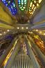 Unfinished Business [VIII] (Olivier So) Tags: spain españa catalonia catalunya barcelona sagradafamilia church gaudi gothic artnouveau lookingup ceiling