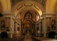 In der Schottenfelder Kirche (Wolfgang Bazer) Tags: schottenfelder kirche pfarrkirche st laurenz am schottenfeld parisch church wien vienna österreich austria