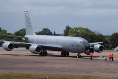 58-0100 RIAT Fairford 12 July 2017 (ACW367) Tags: 580100 boeing kc135r stratotanker usaf riat fairford