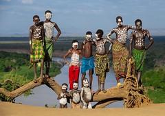 Ethiopie (pguiraud) Tags: sergeguiraud jabiruprod valléedelomo ethiopie ethiopia mursi afrique africa tribus tribes ethnies ethnic karo