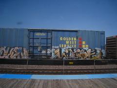 WYSE (Billy Danze.) Tags: freight graffiti wyse a2m d30
