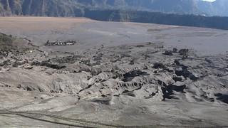 Indonesien, Westjava, Am Bromo-Vulkan-Kraterrand . Sehr beeindruckend , Indonesia, West Java, At Bromo volcano crater rim. Very impressive ,  10032