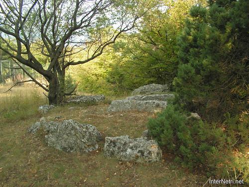 Крим, Таврські могильники на горі Кішка InterNetri Ukraine 2009 117
