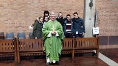 "21.01.2018 Messa di inizio Settimana dell'educazione con Padre Francesco Bottacin assitente decanale adolescenti • <a style=""font-size:0.8em;"" href=""http://www.flickr.com/photos/82334474@N06/42130028661/"" target=""_blank"">View on Flickr</a>"