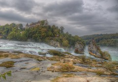 Water (blavandmaster) Tags: waterfall 6d clouds himmel rheinfall countryside landschaft 2016 nature ciel suisse schaffhausen wolken hemel 24105 christiankortum flus schweiz rivière lumière lys chutesdurhin water schlosslaufen himlen colours river rhin interesting switzerland rijn eos6d kleuren rhein nuages sky lyng