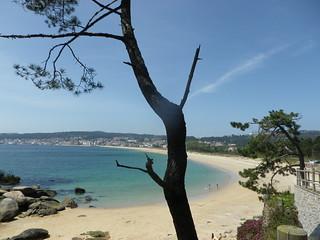 Paseando por Coroso Ribeira-Barbanza Coruña (Galicia-España)