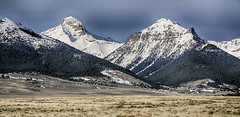 Lemhi mountain range (Pattys-photos) Tags: lemhi mountain range pattypickett4748gmailcom pattypickett snow cloudy