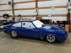 77 Vega Hatcback