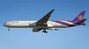 Boeing 777-3D7(ER) HS-TKY Thai Airways International (William Musculus) Tags: frankfurt am main airport frankfurtmain flughafen eddf fra spotting hstky thai airways international boeing 7773d7er 777300er