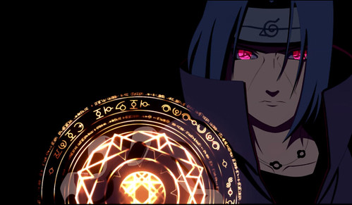 Naruto Itachi Uchiha Anime 4k Live Wallpaper A Photo On Flickriver
