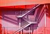 Obliques (JDAMI) Tags: escaliers marches lignes obliques rouges escalierdesecours grillage tôles cinéma amiens somme 80 picardie france nikon d600 tamron 2470