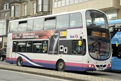 SN57HDF First West Lothian 37145 (martin 65) Tags: e400 mmc wrightbus streetlight gemini group first west lothian edinburgh scottish scotland enviro enviro400 public road transport vehicle bus buses