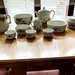 Lot 1950s bowls, pitchers, etc.
