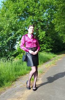 Pink in public