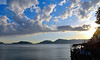 special place (poludziber1) Tags: lerici sunset clouds liguria italia italy sea blue