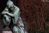 Aachen, Ostfriedhof (Sven Kapunkt) Tags: aachen nrw nordrheinwestfalen ostfriedhof friedhof friedhöfe engel angel cemetery cemeteries cimetière statue