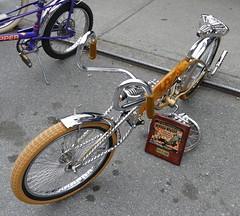 Kustom Bike made by Chips (bballchico) Tags: bike bicycle lowrider custom kustom ratpatrolpistolpackinmamasspringopener carshow awardwinner