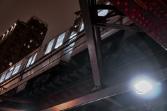 (Kenctures) Tags: colorgrading trains lights