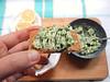 масло-на-хлеб2 (Horosho.Gromko.) Tags: food butter parsley lemon kitchen cooking recipe stepbystep compound compoundbutter еда масло петрушка лимон кухня книгаовкуснойиздоровойпище рецепт foodphoto фудфото