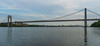 George Washington Bridge (Carrie Cole Photography) Tags: buildings carriecole carriecolephotography georgewashingtonbridge hudsonriver manhattan newyork newyorkfortwashingtonpark architecture bridge urban