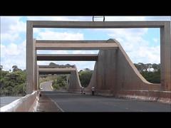 Ponte sobre o Rio Verdinho - Divisa de Caçu e Itarumã - GO (portalminas) Tags: ponte sobre o rio verdinho divisa de caçu e itarumã go