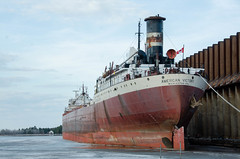 Duluth Superior Trip - April 2018 - SS American Victory Now Part of the Canadian Algoma Fleet (pmarkham) Tags: laker ship boat bulker steamer americanvictory algoma superior wi usa vessel