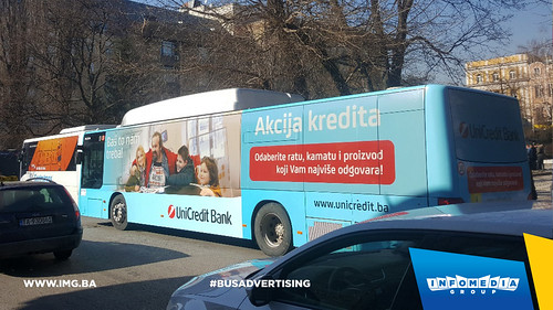 Info Media Group - Unicredit Bank, BUS Outdoor Advertising 02-2018 (4)